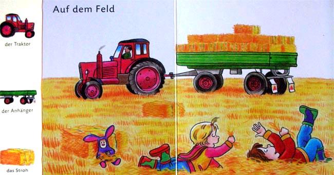 Duden Zwerge: Auf dem Bauernhof
