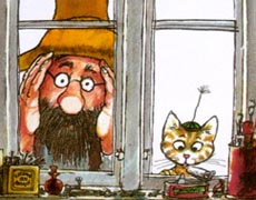 Pettersson und Findus: Eine Geburtstagstorte für die Katze