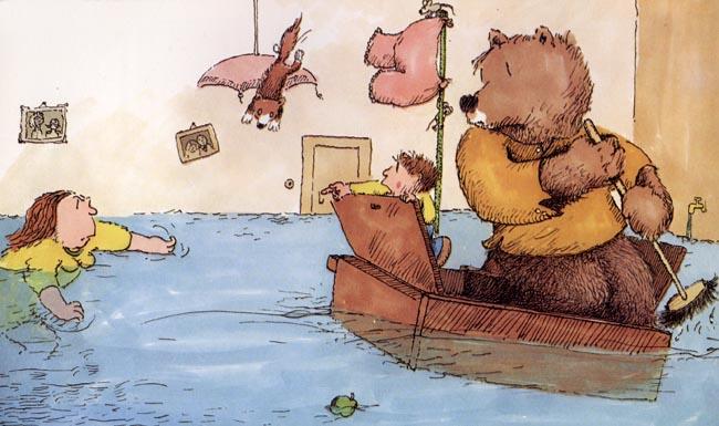 Ich sag, du bist ein Bär - Kinderbuch ab 5 Jahren von Janosch