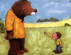 Ich sag, du bist ein Bär