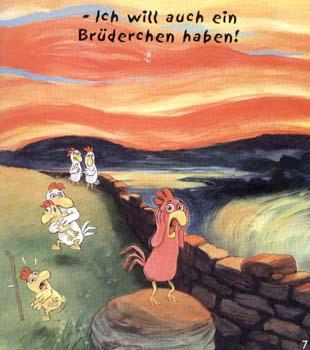 Kinderbuch-Renner aus Frankreich: Die kleinen Hühnchen