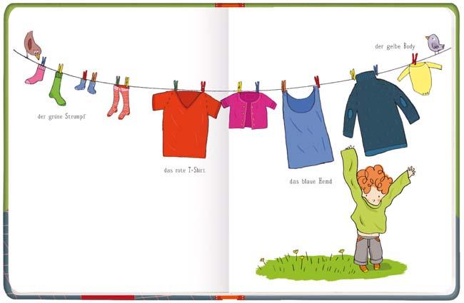 Kinderbücher ab 2: Das ist meine ganze Welt - Bilderbuch