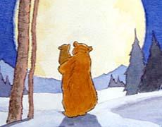 Kinderbücher ab 3: Alle Geschichten vom kleinen Bären