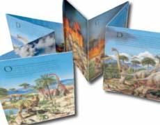 Kinderbücher ab 4: Endlos-Sachgeschichten: Dinosaurier