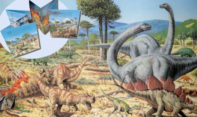 Kinderbücher ab 4: Endlos Sachgeschichten: Dinosaurier