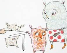 Nalle liebt Oma - Kinderbuch ab 3 Jahren