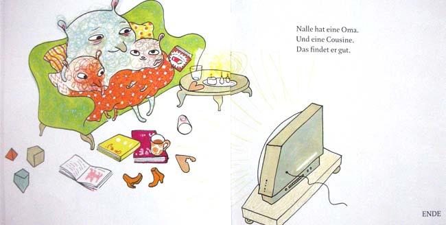 Nalle liebt Oma - Kinderbücher ab 3 Jahren