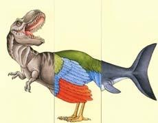 Das verrückte Dino-Klappbuch - Kinderbuch ab 4 von Sara Ball