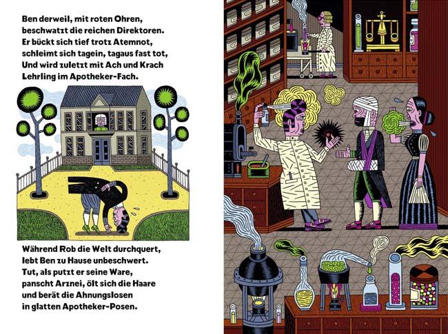 Der Pirat und der Apotheker - Kinderbuch ab 8 Jahren