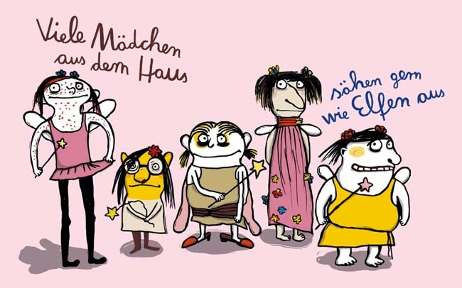 Und außerdem sind Borsten schön - Kinderbuch ab 3 von Nadia Budde