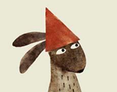 Wo ist mein Hut? Kinderbuch von Jon Klassen ab 4 Jahren