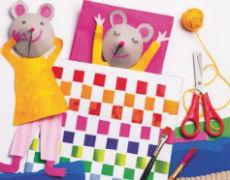 Das große Buch vom Basteln und Spielen - Kinderbuch ab 4