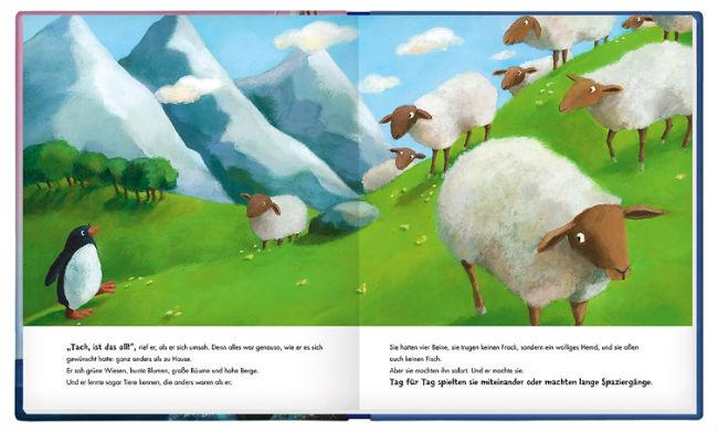 Ginpuin - Kinderbuch ab 4 Jahren
