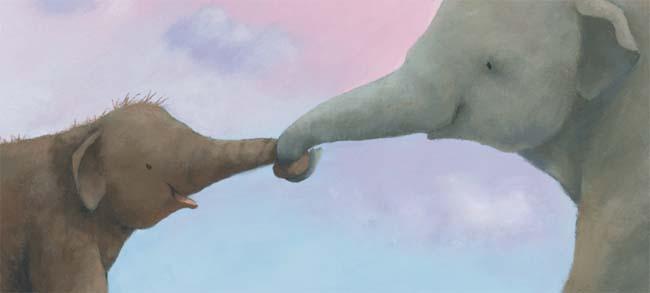 Tambo, der kleine Elefant - Kinderbuch ab 3 Jahren