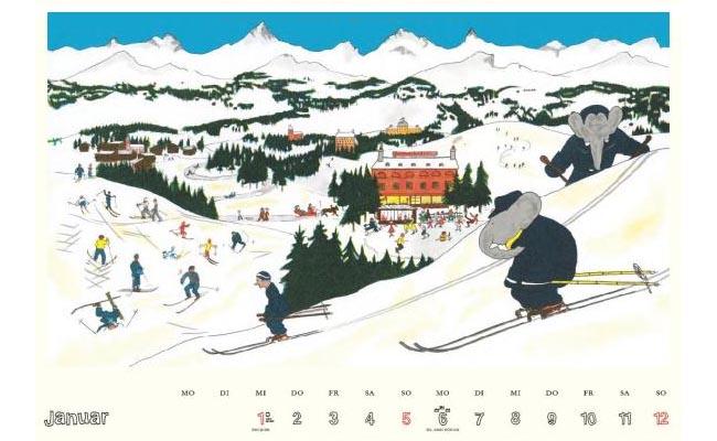 Kinderlieblinge 2014: Diogenes-Kinderkalender