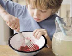 Komm essen, Mama! Eine Kochschule für Kinder
