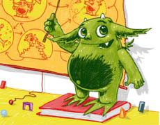 Mumpelmonster: Entscheide-dich Buch - Kinderbuch ab 3 Jahren