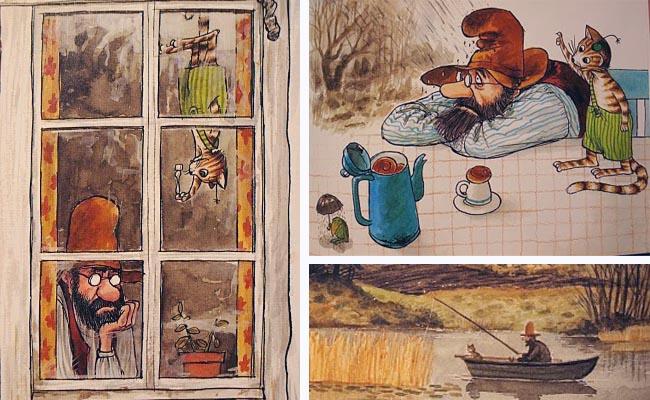 Armer Pettersson - Kinderbuch ab 4 von Sven Nordqvist