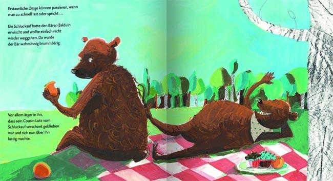Der Schluckauf - Kinderbuch ab 3 Jahren