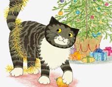 Mog feiert Weihnachten - Kinderbuch von Judith Kerr