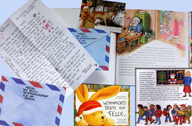 Weltbeste Briefe Von Felix : Weihnachtsbriefe von felix kinderbuch rezension