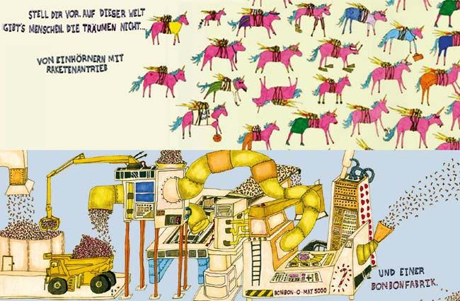 Das Super Buch - Kinderbuch für kleine und große Träumer