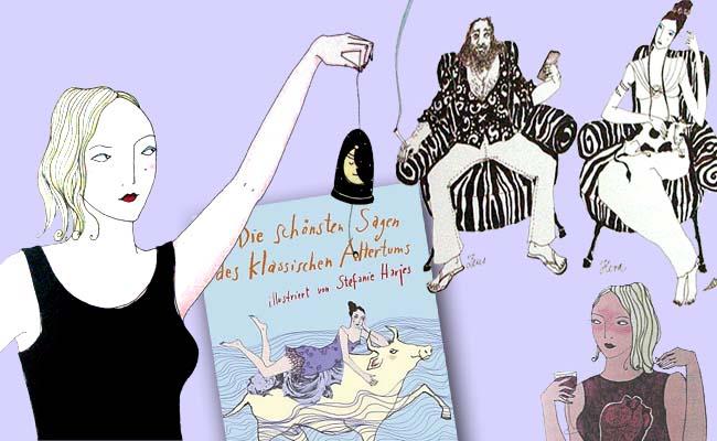 Die Schönsten Sagen Des Klassischen Altertums Kinderbuch