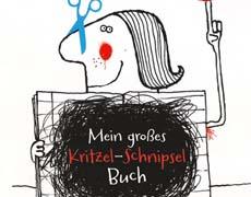 Mein großes Kritzel-Schnipsel Buch
