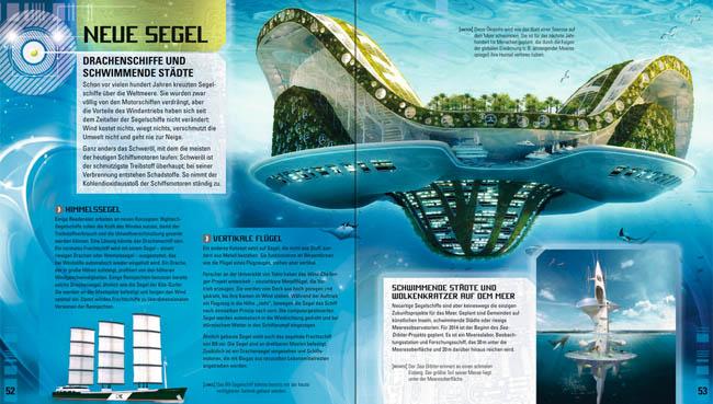 Future World - Entdecke die Technik der Zukunft - Kinderbuch ab 10 Jahren