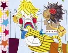 Kinderbuch: Der quergestreifte Tiger