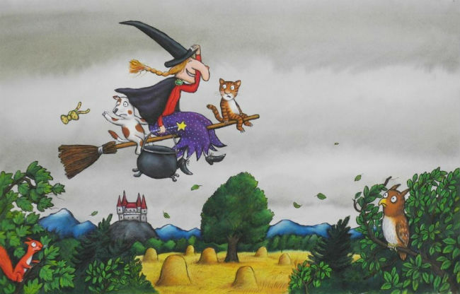 Kinderbuch: Für Hund und Katz ist auch noch Platz