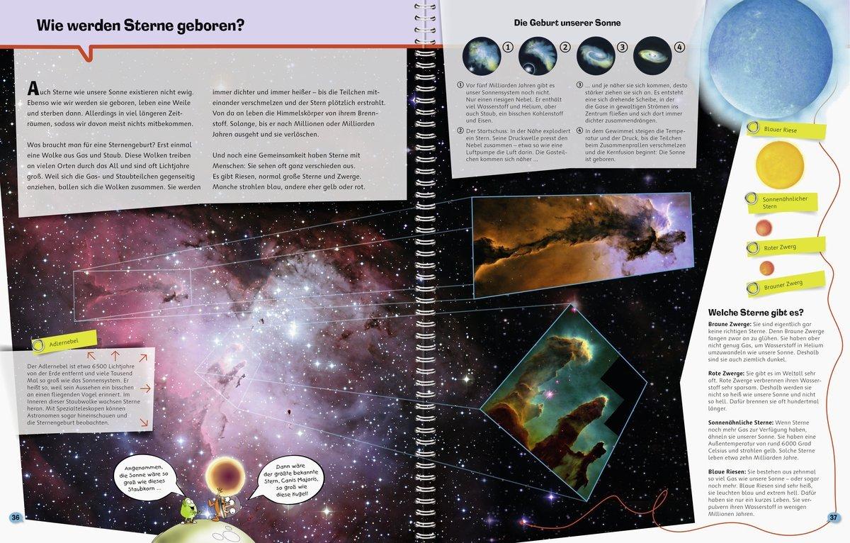 Profiwissen: Weltraum - Ravensburger Kinderbuch