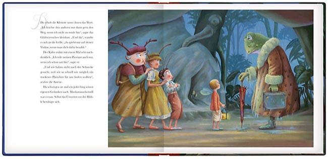 Kinderbuch: Abenteuer im Wurzelwald