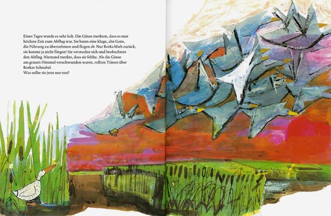 Kinderbücher: Borka