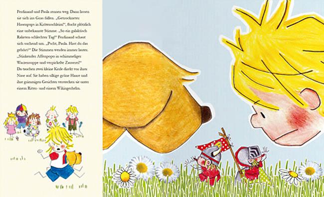 Kinderbücher: Motzelott und Trotzelott - ich bin wütend