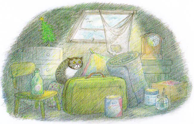 Kinderbücher: Mog in großer Not
