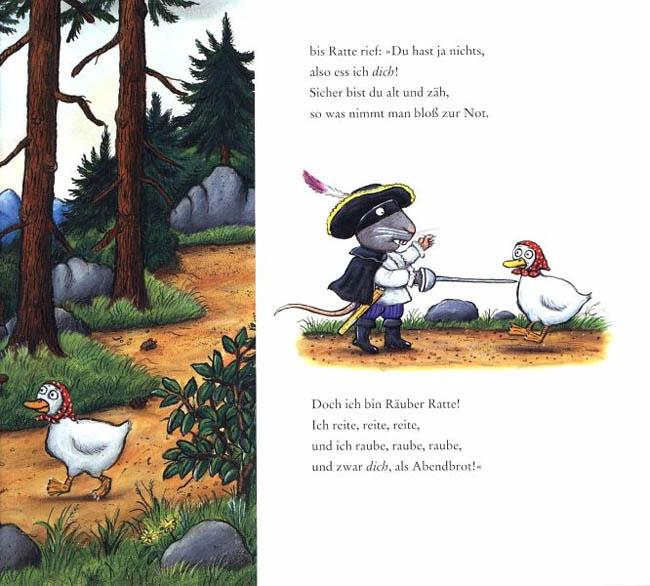 Kinderbücher: Räuber Ratte