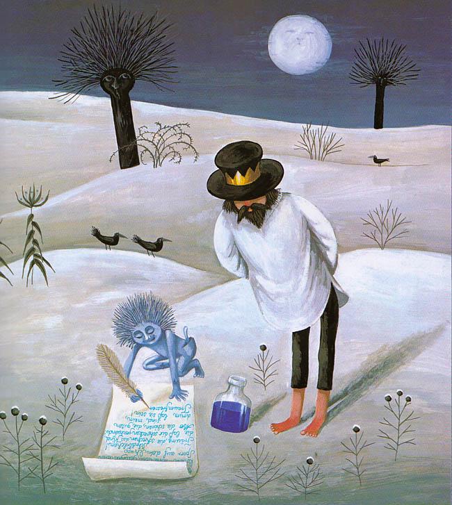 Kinderbücher: Das Traumfresserchen
