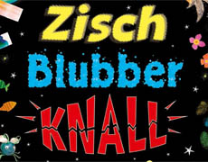 Kinderbücher: Zisch Blubber Knall - Experimente