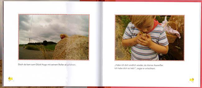 Kinderbücher: Pünktchen, das Küken