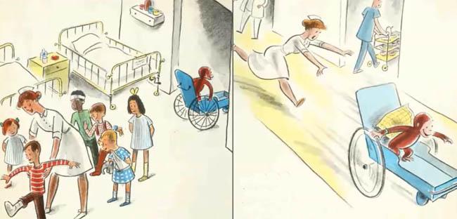 Kinderbücher: Coco kommt ins Krankenhaus