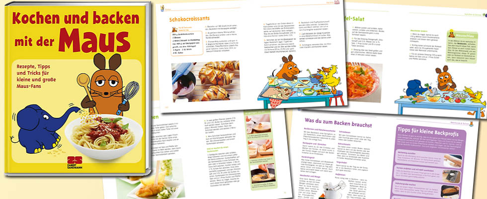 Rezept backofen kochen und backen mit kindern - Kochen und backen mit kindern ...