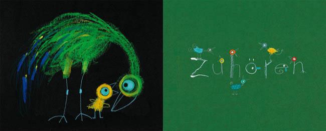 Kinderbücher: Überraschung von Mies van Hout