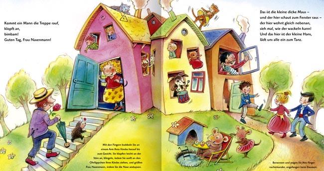 Kinderbücher: Meine liebsten Fingerspiele