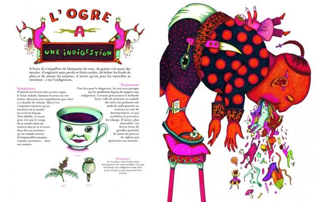 Kinderbücher: Die Monster sind krank