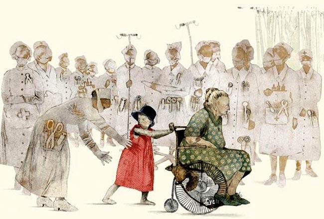 Kinderbücher: Marie und die Dinge des Lebens