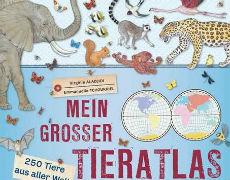 Kinderbücher: Mein großer Tieratlas