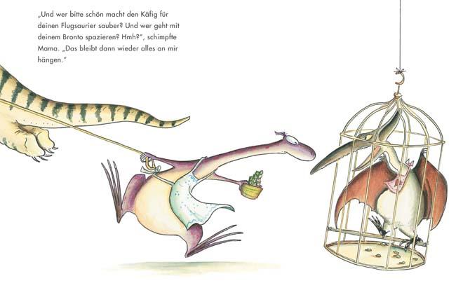 Kinderbücher: Minus Drei wünscht sich ein Haustier