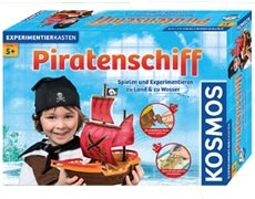 Kosmos Piratenschiff