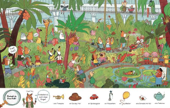 Kinderbücher: Pino Pfote, Päckchenbote
